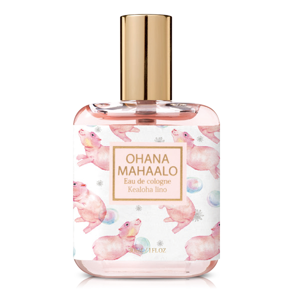 OHANA MAHAALO 跳舞河馬輕香水30ML