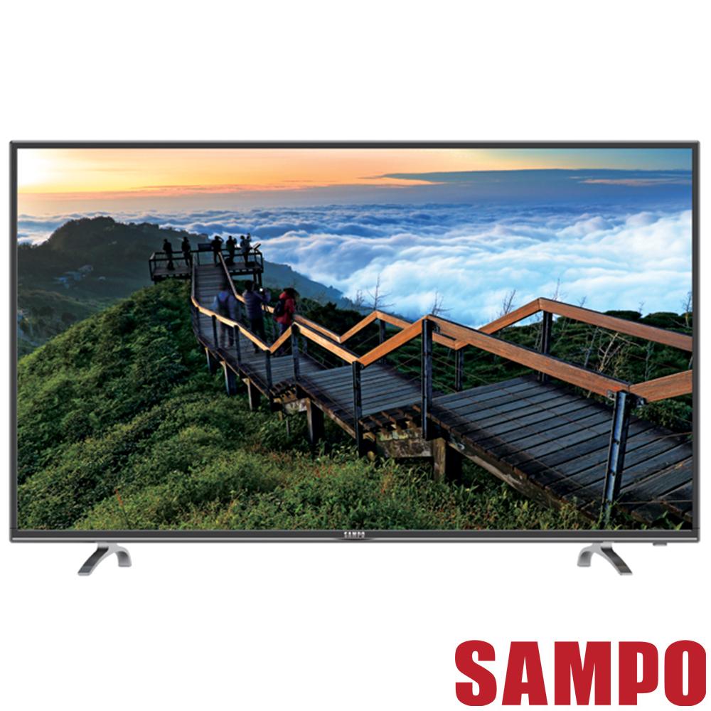 SAMPO聲寶 32吋 LED液晶顯示器+視訊盒 EM-32AT17D