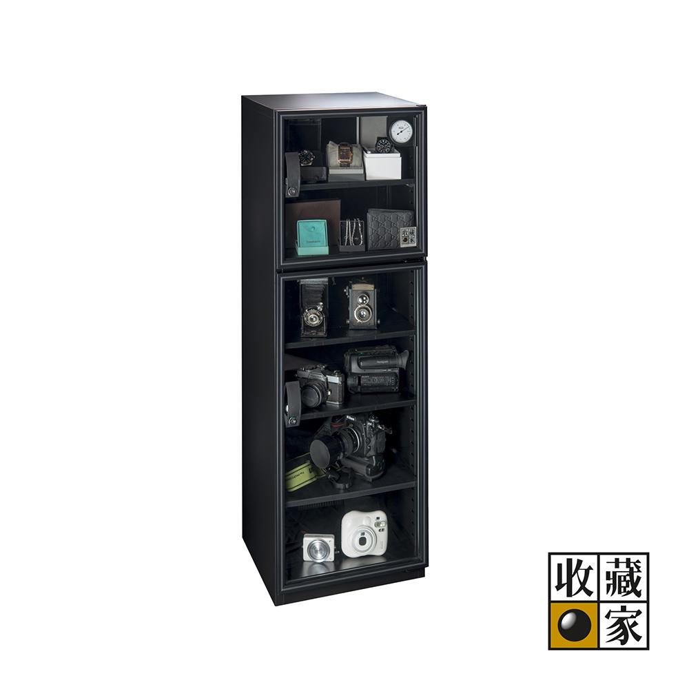 收藏家 185公升全功能電子防潮箱AX-198