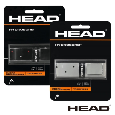 HEAD Hydrosorb 底層握把布-2卡 (2色任選)
