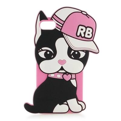 Rebecca Bonbon iPhone 5/5S / SE 可愛嘻哈甜心2D...