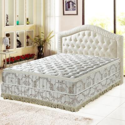 Ally愛麗 正三線智慧涼感-防蹣抗菌蜂巢獨立筒床墊-雙人加大6尺