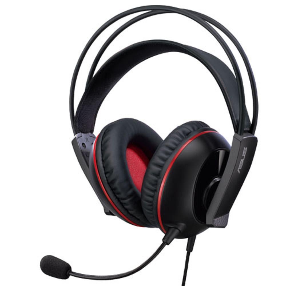 華碩CERBERUS賽伯洛斯PC智慧型裝置雙用電競耳機