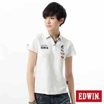 EDWIN-POLO衫-江戶勝-日風圖騰POLO衫