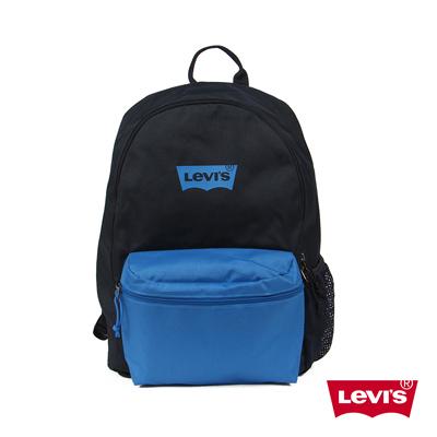 經典-Levis-潮後背包-低調藍-Levis