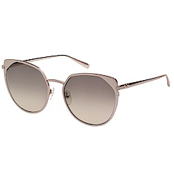 LONGCHAMP 太陽眼鏡 (玫瑰金) LO102S