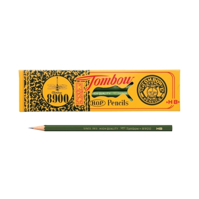 TOMBOW 蜻蜓 - 書寫系 復古鉛筆