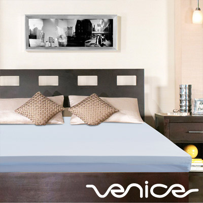 Venice日本抗菌防蹣10cm記憶床墊-單大3
