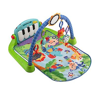 Fisher Price 費雪 可愛動物小鋼琴健身器