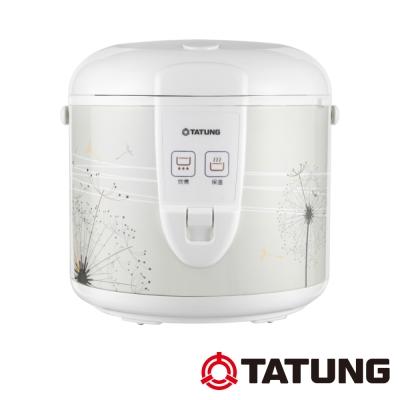 TATUNG大同 10人份機械式電子鍋(TRC-10CME)