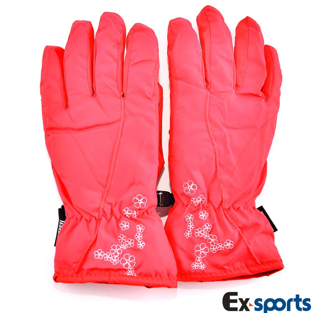 Ex-sports 防水保暖手套 超輕量多功能(女款-7347)