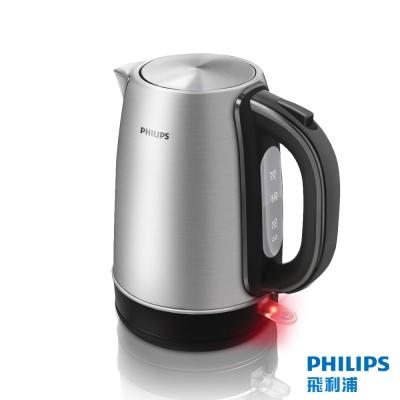飛利浦-PHILIPS-1-7L不鏽鋼煮水壺-HD9321