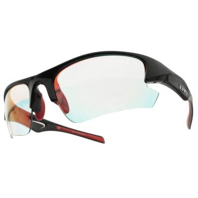 720運動太陽眼鏡 風暴全天候變色系列/黑-紅水銀#63-TB102001