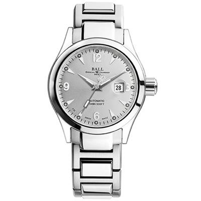 波爾Engineer Ohio Ladies女機械腕錶( NL1026C-SJ-SL)