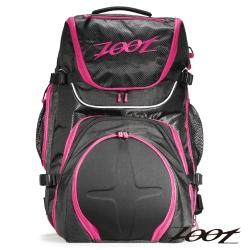 ZOOT 頂級極致高容量反光型三鐵包(黑桃紅) Z1502009