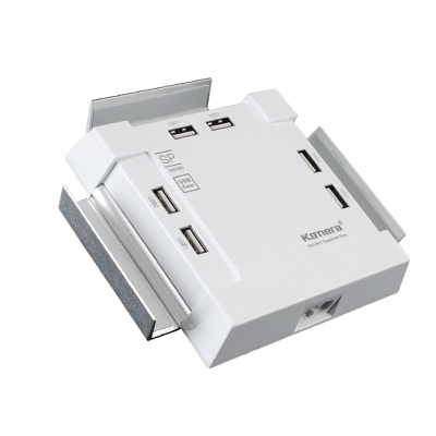 Kamera 6 Port USB充電器 SP 66