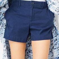 女經典休閒短褲