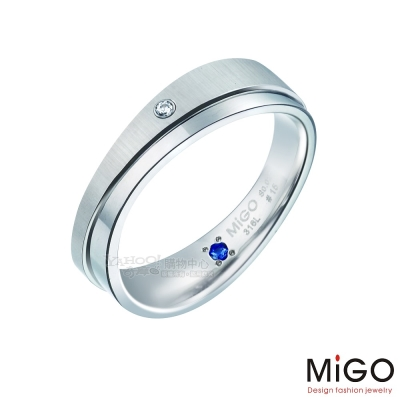 MiGO-柔情男戒