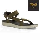 TEVA 美國 男 Sanborn Universal 輕量運動涼鞋 (橄欖綠)