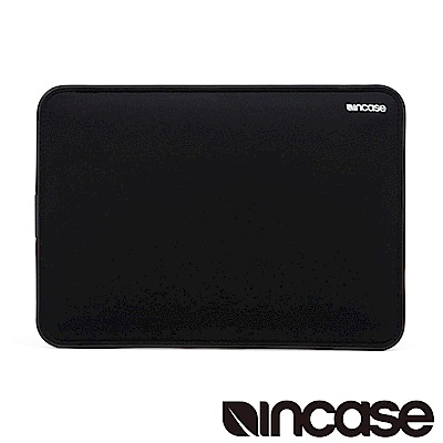 INCASE ICON Sleeve 13吋 高科技防震筆電保護內袋 (黑色)