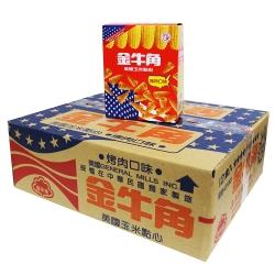 喜年來 金牛角-烤肉(35gx12盒)