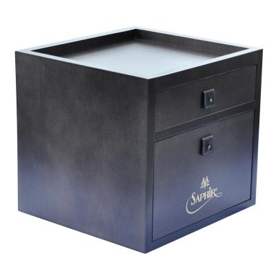 【SAPHIR莎菲爾 - 金質】保養品收納櫃