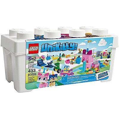 樂高LEGO 獨角貓系列 LT41455 王國創意積木盒