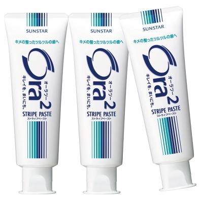 Ora2 微鈣淨白牙膏 140gx3入
