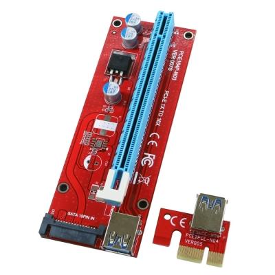 伽利略  PCI-E 1X to 16X 介面轉接卡