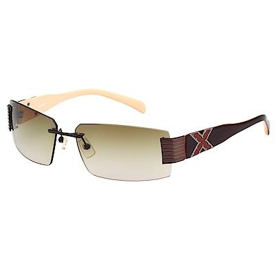 ZERO-X 太陽眼鏡 (古銅色)ZX2393