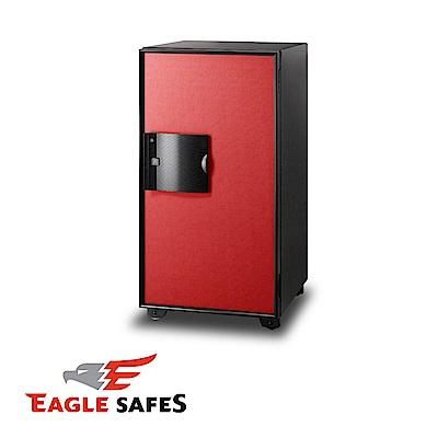 凱騰 Eagle Safes 韓國防火金庫 保險箱 (EGE-120-BR)(紅)