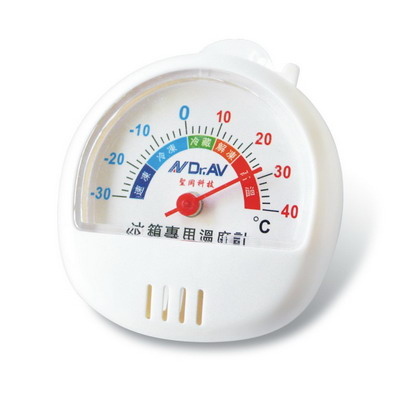 聖岡冰箱專用溫度計 冷凍/冷藏皆適用