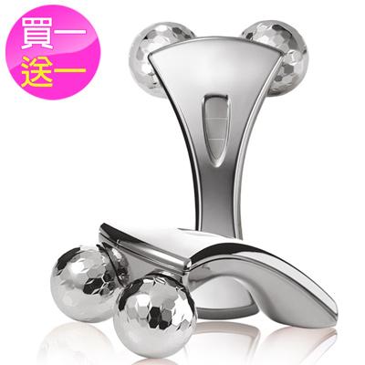 (買一送一)沛莉緹Panatec 3D鉑金美體按摩器 ZL-201