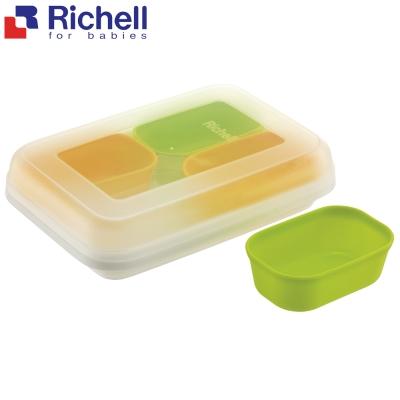 日本利其爾 Richell 離乳食分裝盒50ml