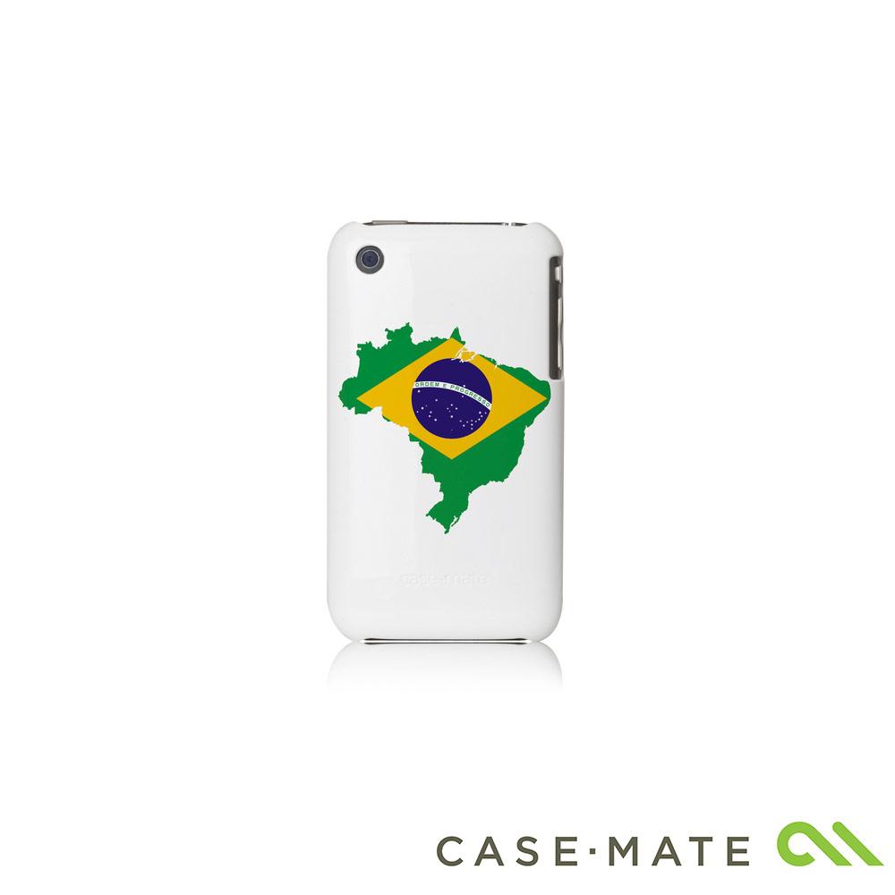 Case-Mate iPhone 3G/3GS 世足紀念版保護殼(巴西)