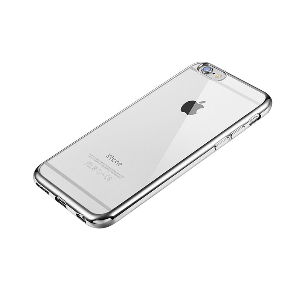 Color iPhone 8/  iPhone 7 4.7吋 透視亮彩保護手機殼