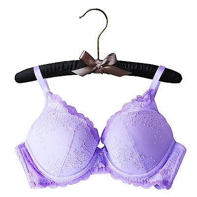 推EASY SHOP-唯漾開運 美背款B-D罩內衣(貴人紫)