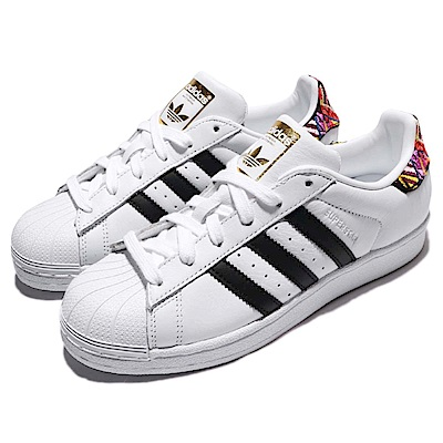 adidas 休閒鞋 Superstar W 復古 女鞋