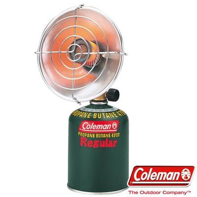 美國【Coleman】瓦斯暖爐 約可用8.5小時 輕便好收納 取代款暖包 (公司貨)
