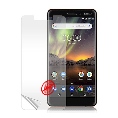 VXTRA Nokia 6(2018) / Nokia 6.1 防眩光霧面耐磨保...