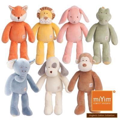 美國miYim有機棉安撫娃娃 故事書系列