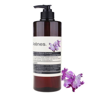 Arenes 比利時蘭鑽植萃香氛洗髮露500ml