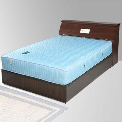 Homelike 席歐3.5尺床組+獨立筒床墊-單人(二色任選)