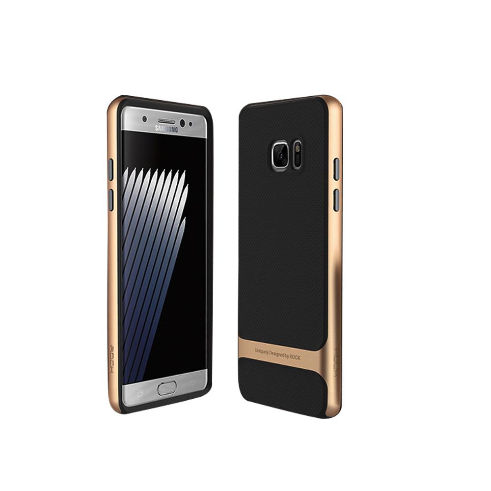 Rock Galaxy Note 7 Royce TPU緩衝擊保護殼-急速配