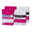 台塑生醫Dr's Formula-亮白肌淨膚面膜4入組(熊果素*2盒+紅石榴*2盒)