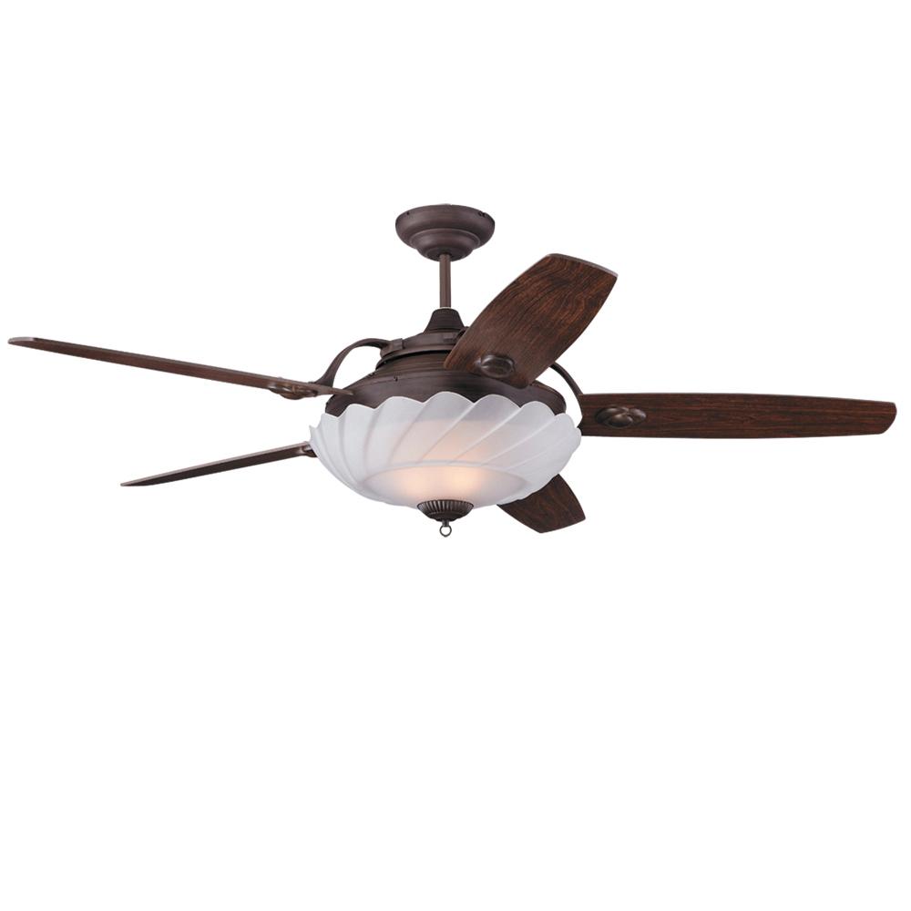 領航者 山茶花多麗65吋燈扇-遙控款AS03G