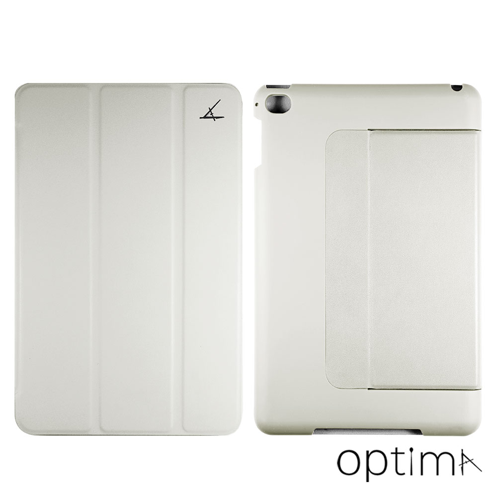Optima iPad mini 4 多角度平板保護殼 - 典藏系列
