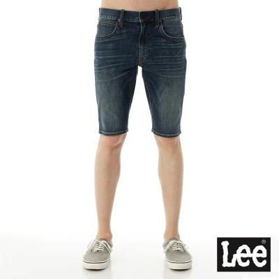 Lee 牛仔短褲-Regiona系列-男款-中藍