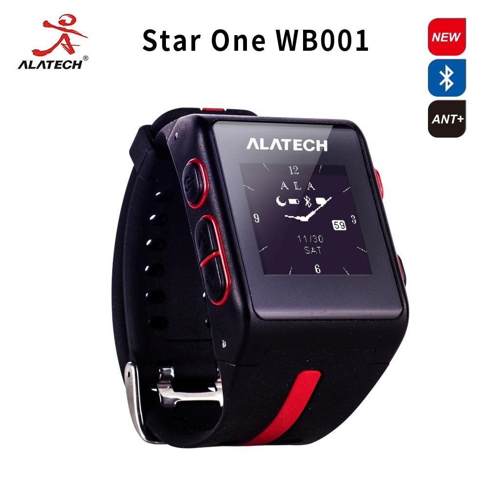ALATECH Star One GPS腕式心率智慧運動錶 (WB001)