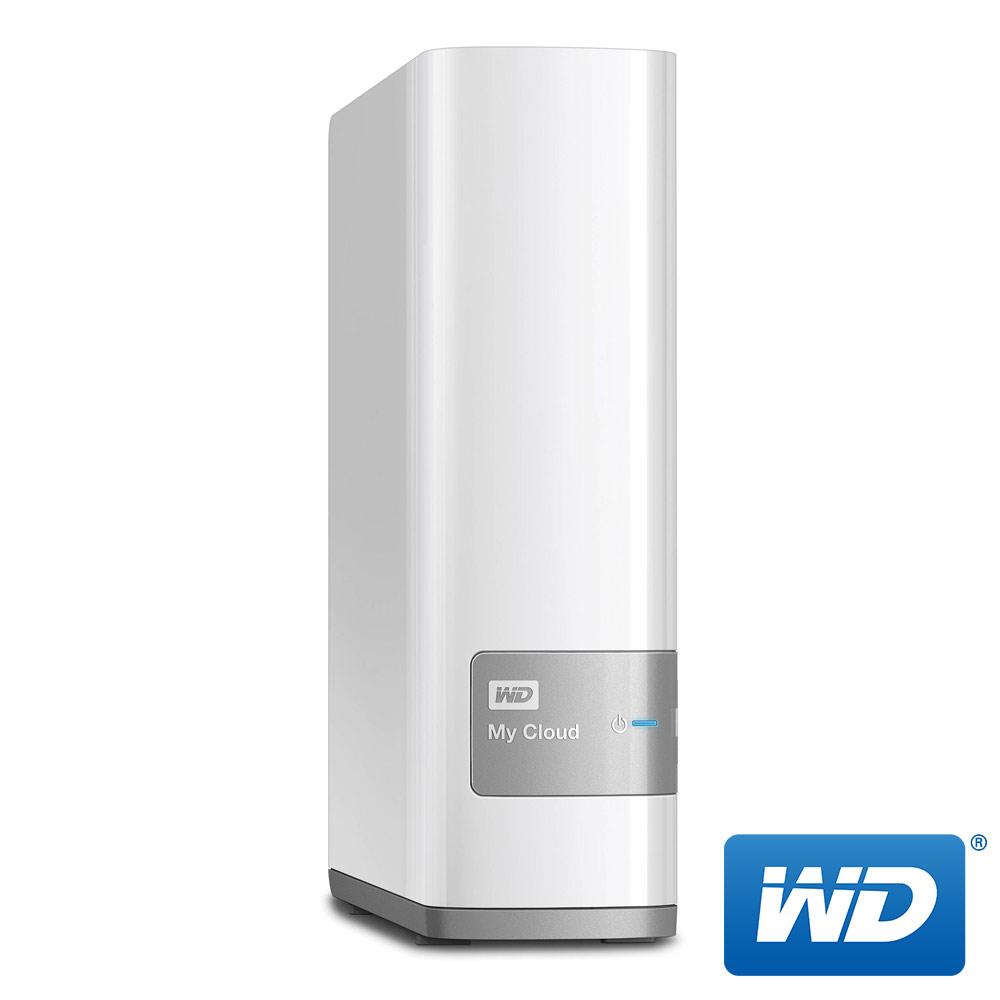 WD 威騰 My Cloud 6TB 雲端儲存系統